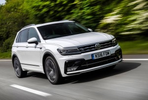 VW Tiguan R-Line First Vehicle Leasing 1