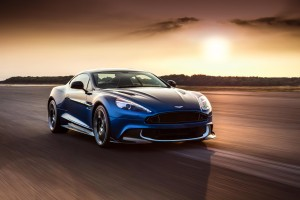 Aston Martin Vanquish S First Vehicle Leasing 1