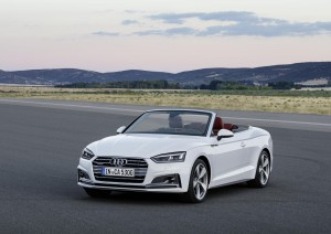 Audi A5 Cabriolet First Vehicle Leasing 1