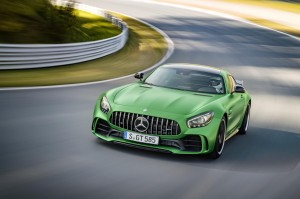 Mercedes-AMG GT Roadster First Vehicle Leasing 1