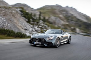 Mercedes-AMG GT Roadster First Vehicle Leasing 2