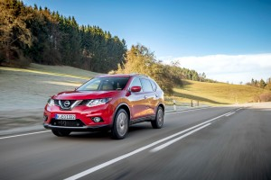 Nissan X-Trail First Vehicle Leasing 1