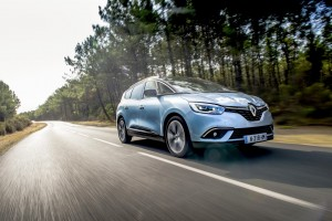 Renault Scenic First Vehicle Leasing 1