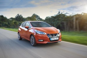 All-New Nissan Micra First Vehicle Leasing 1