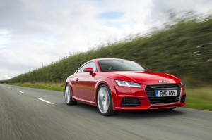 Audi TT TDI Quattro First Vehicle Leasing 1