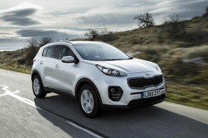Kia Sportage First Vehicle Leasing 1