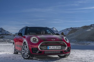 Mini John Cooper Works Clubman First Vehicle Leasing 1