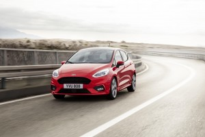 New Ford Fiesta First Vehicle Leasing 1