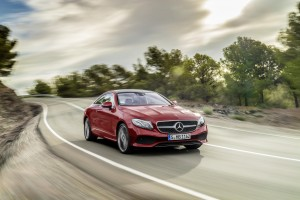Mercedes E-Class Coupe First Vehicle Leasing 1