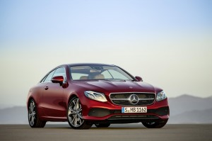 Mercedes E-Class Coupe First Vehicle Leasing 2