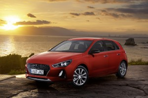 The new Hyundai i30 First Vehicle Leasing 1