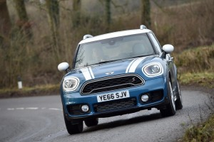 The new Mini Countryman First Vehicle Leasing 1