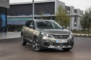 The new Peugeot 3008 First Vehicle Leasing 1