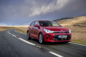 New Kia Rio First Vehicle Leasing 1