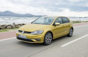 New Volkswagen Golf First Vehicle Leasing 1