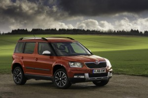 Skoda Yeti new models First Vehicle Leasing 1