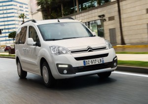 Citroen E-Berlingo First Vehicle Leasing 1