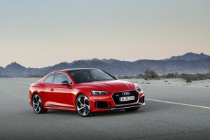 New Audi RS5 First Vehicle Leasing 1