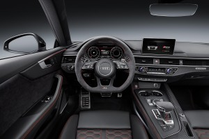 New Audi RS5 First Vehicle Leasing 2