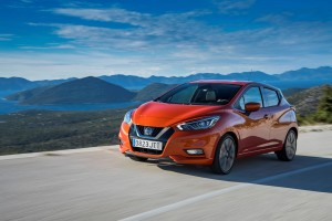 New Nissan Micra First Vehicle Leasing 1