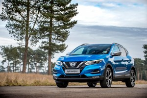 New Nissan Qashqai First Vehicle Leasing 1