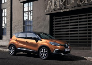 New Renault Captur First Vehicle Leasing 1