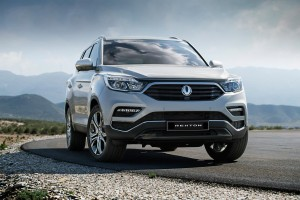 New Ssangyong Rexton First Vehicle Leasing 1
