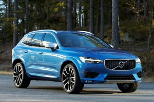 New Volvo XC60 First Vehicle Leasing 1