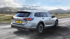 New Vauxhall Insignia Tourer First Vehicle Leasing 2