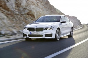 BMW 6 Series Gran Turismo First Vehicle Leasing 1