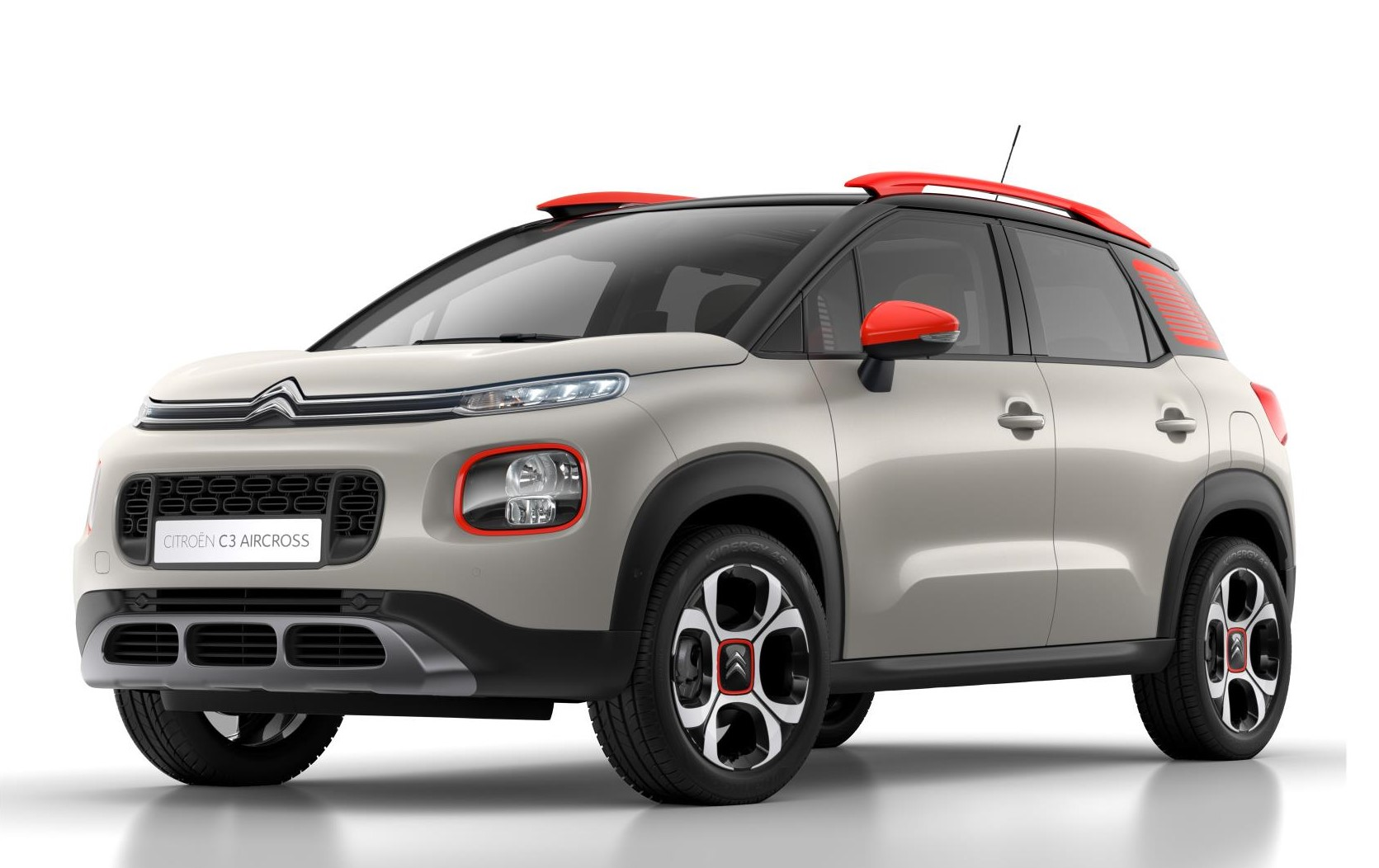 the new citroen c3 aircross suv takes a bow. Black Bedroom Furniture Sets. Home Design Ideas