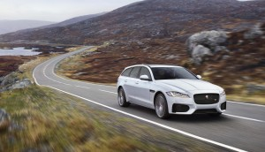 Jaguar XF Sportbrake First Vehicle Leasing 1