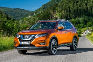 New Nissan X-Trail First Vehicle Leasing 1