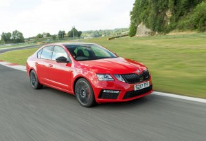 Skoda Octavia vRS 245 First Vehicle Leasing 1