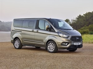 Ford Tourneo Custom First Vehicle Leasing 1