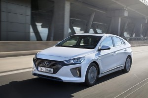 Hyundai Ioniq hybrid First Vehicle Leasing 1