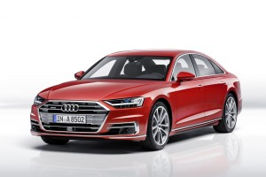 New Audi A8 First Vehicle Leasing 1
