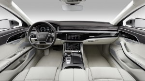 New Audi A8 First Vehicle Leasing 2