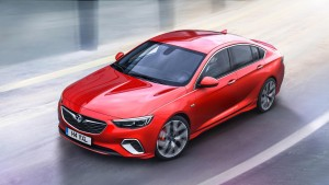 Vauxhall Insignia GSi First Vehicle Leasing 1