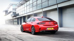 Vauxhall Insignia GSi First Vehicle Leasing 2