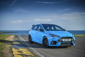 New Ford Focus RS Option Pack to deliver enhanced driving experience with mechanical limited-slip differential.