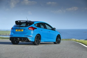 Ford Focus RS Edition first vehicle leasing 2