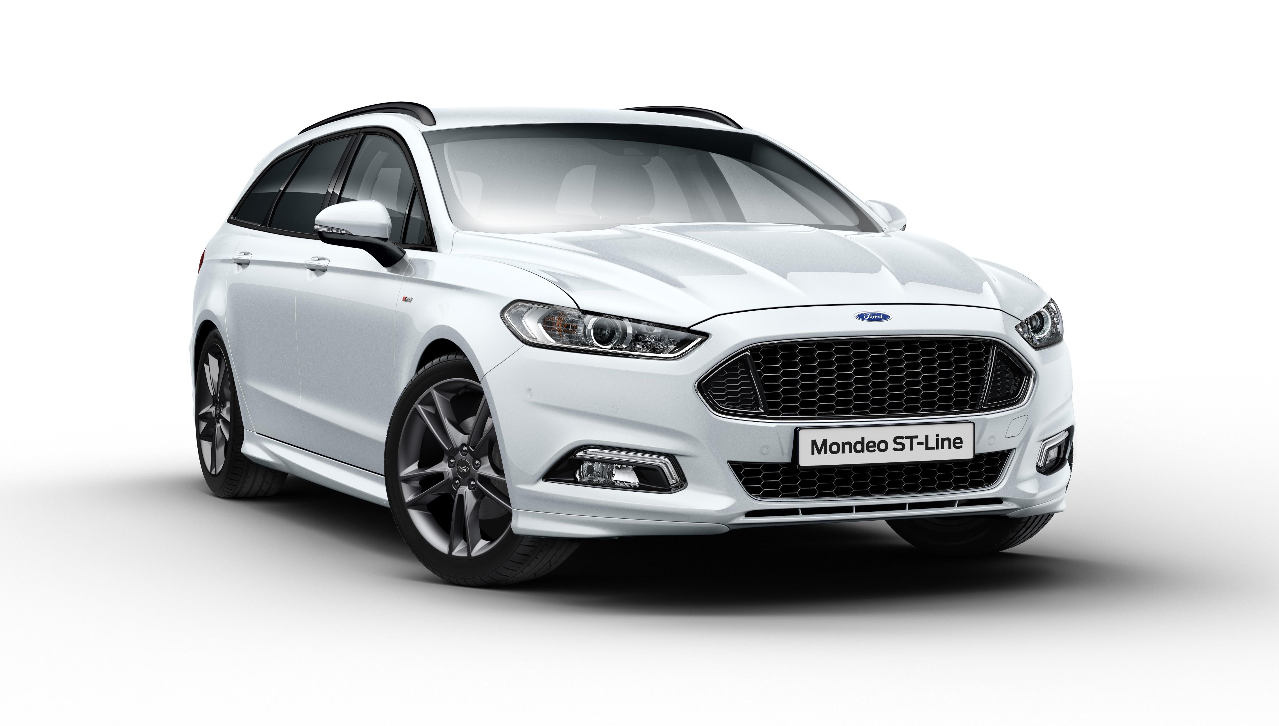 New Models Join The Ford Mondeo Line Up