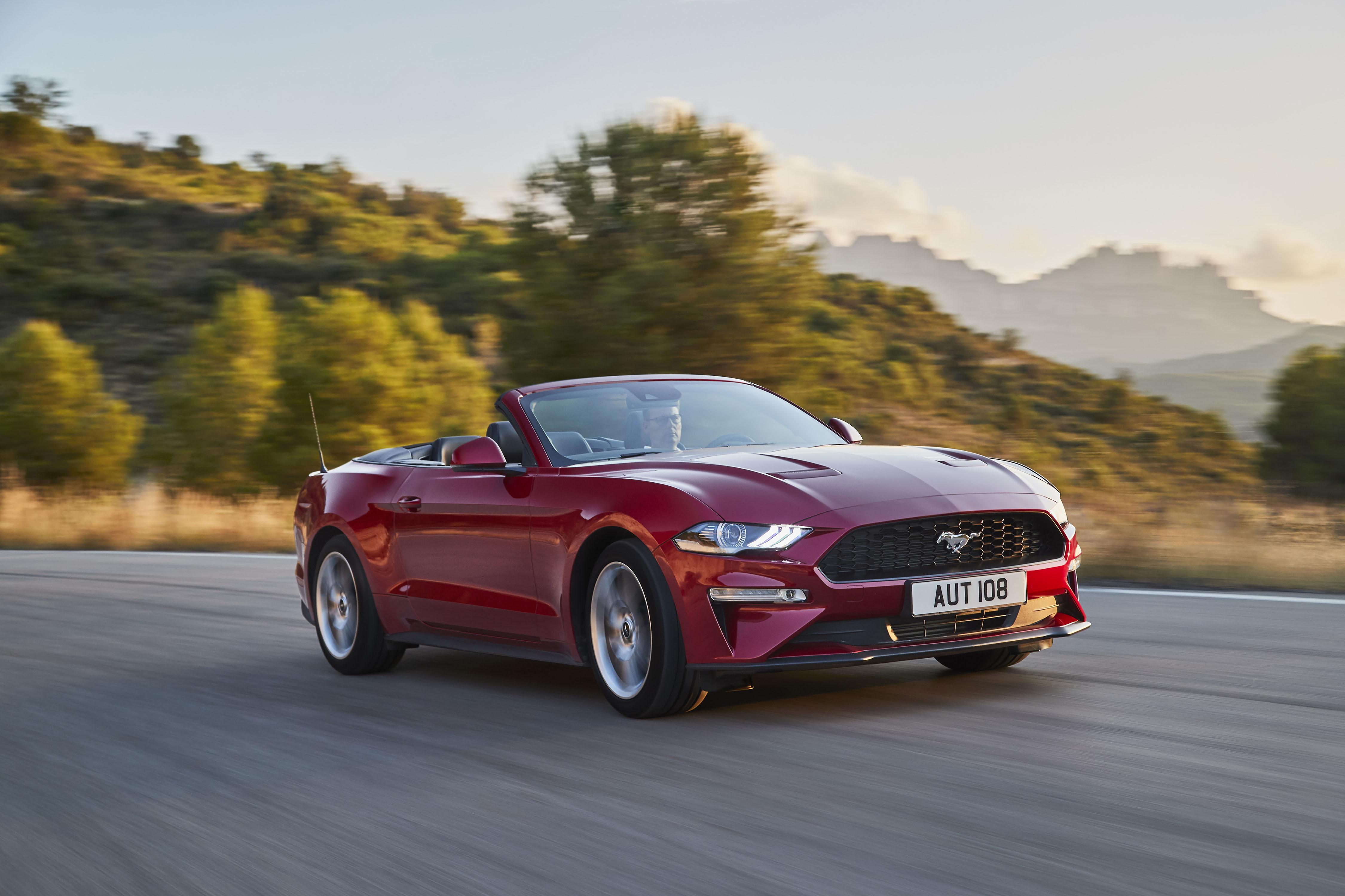 The new ford mustang will impress