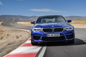 New BMW M5 First Vehicle Leasing 1