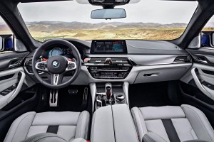 New BMW M5 First Vehicle Leasing 2
