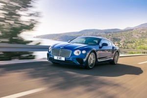 New Bentley Continental GT First Vehicle Leasing 1