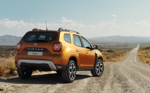 New Dacia Duster First Vehicle Leasing 2