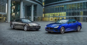 New Maserati Ghibli GranLusso and  GranSport First Vehicle Leasing 1