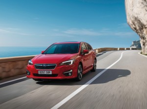 The all-new Subaru Impreza is excellent.